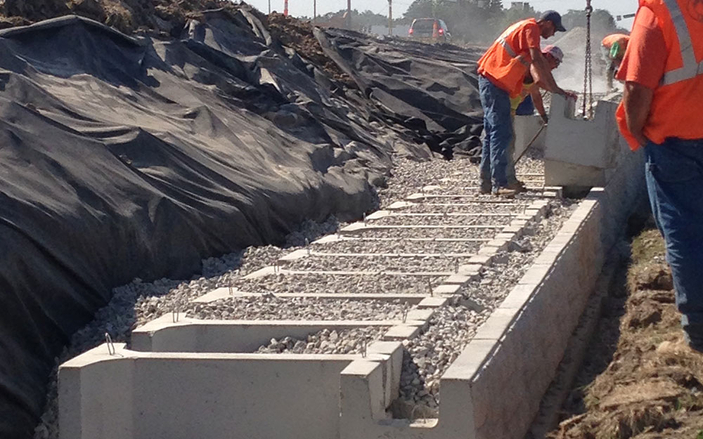 MaxumStone get 40% more retaining wall