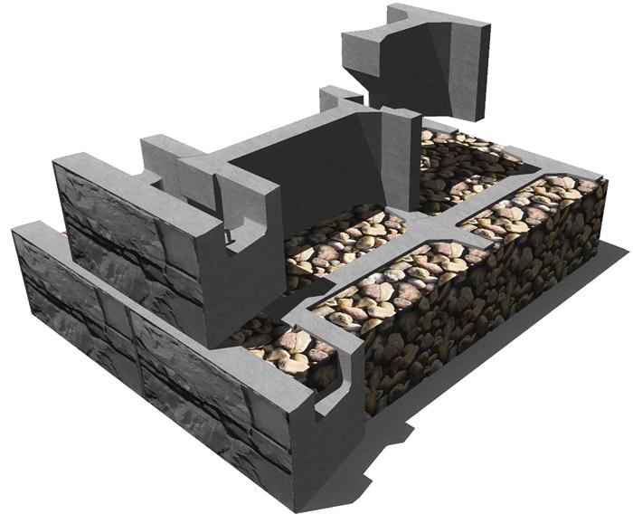 MaxumStone Gravity Extender System 3D Model