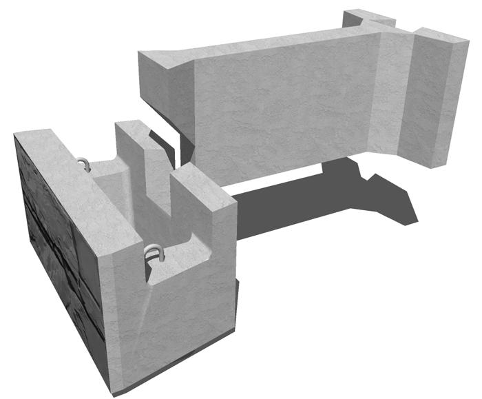 MaxumStone Gravity Extender 3D Model - Installing