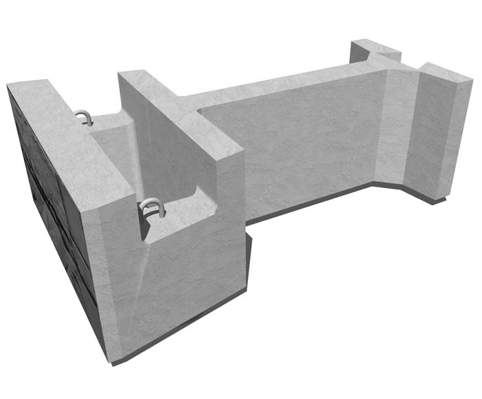 MaxumStone Gravity Extender 3D Model - Installed