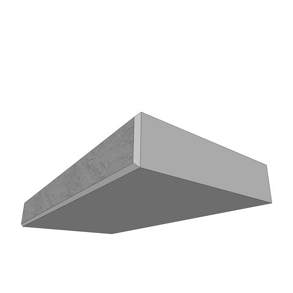 MaxumStone Step/Cap Unit